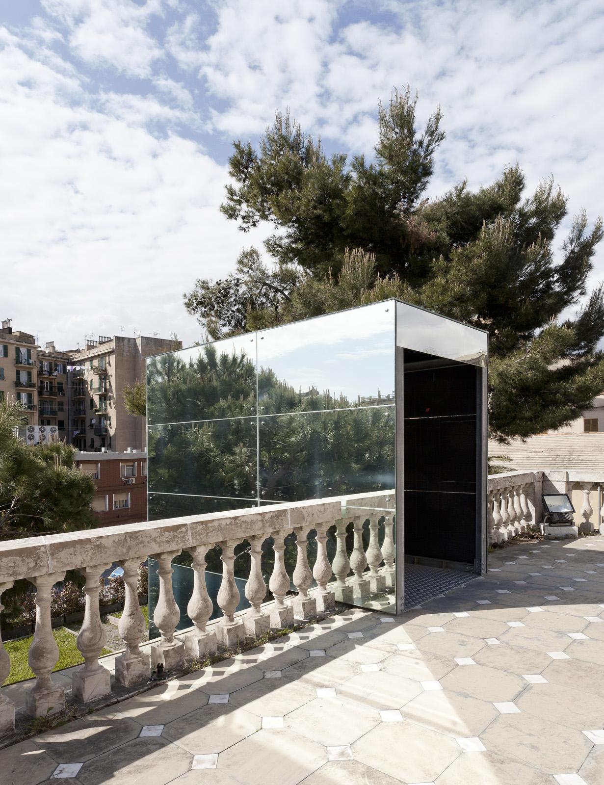 Villa Bombrini Arch. Scelsi - Andrea Bosio