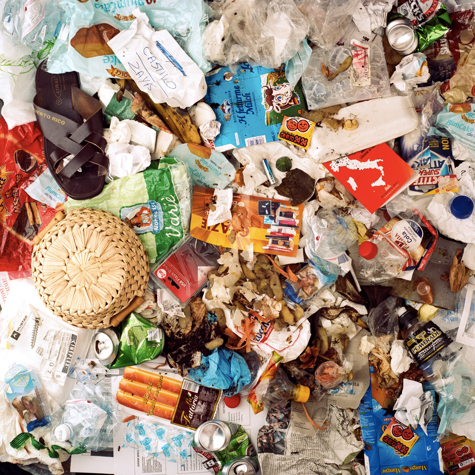 Trash - Traces di Andrea Bosio