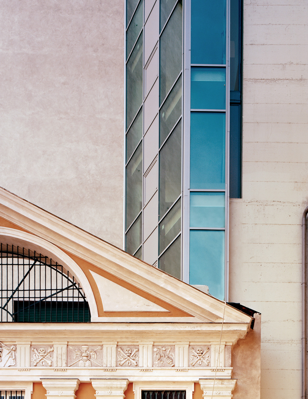 Andrea Bosio, architecture photography, architettura fotografia, Una2, Franz Prati, genova