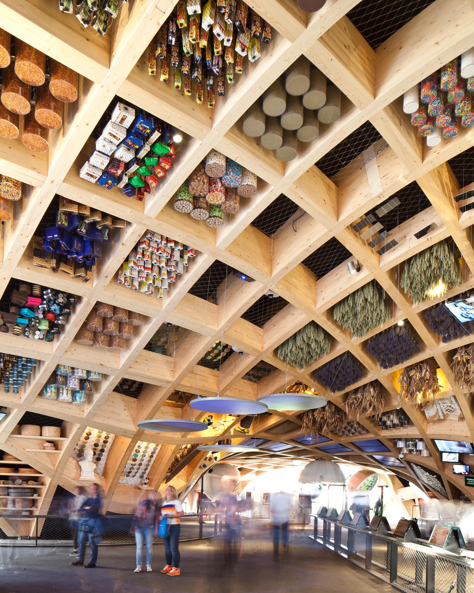 X-TU EXPO2016 Padiglione Francia - Andrea Bosio Architecture Photography