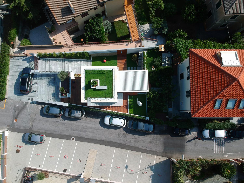 Andrea Bosio Architettura Dedalo Varazze Fotografia Villa